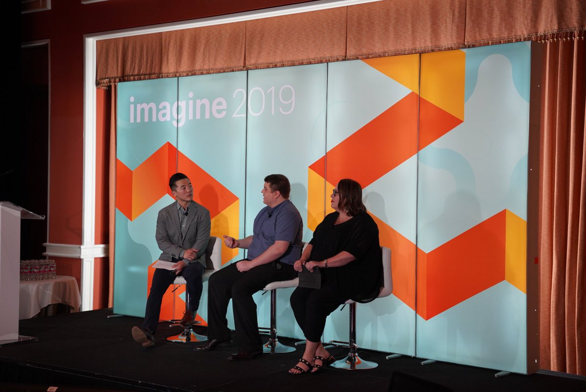 Creatuity: Our client Matt Fouts talking about the OMS implementation we completed for Rural King! #MagentoImagine #imagine2019 https://t.co/rJo3ledhuz