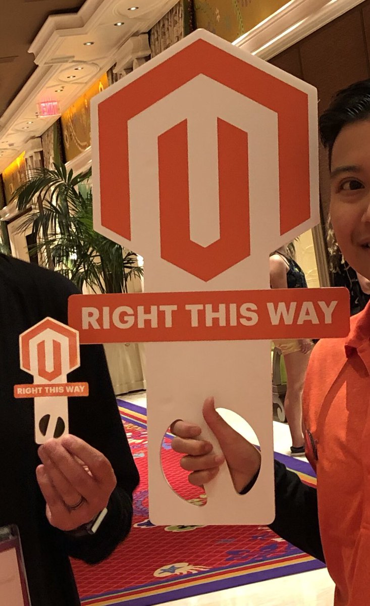 neoshops: The truth about the sign or: #transition at #MagentoImagine #ExpandTheExperience #MagentoAnAdobeCompanyImagine https://t.co/0dUqvl9gl0