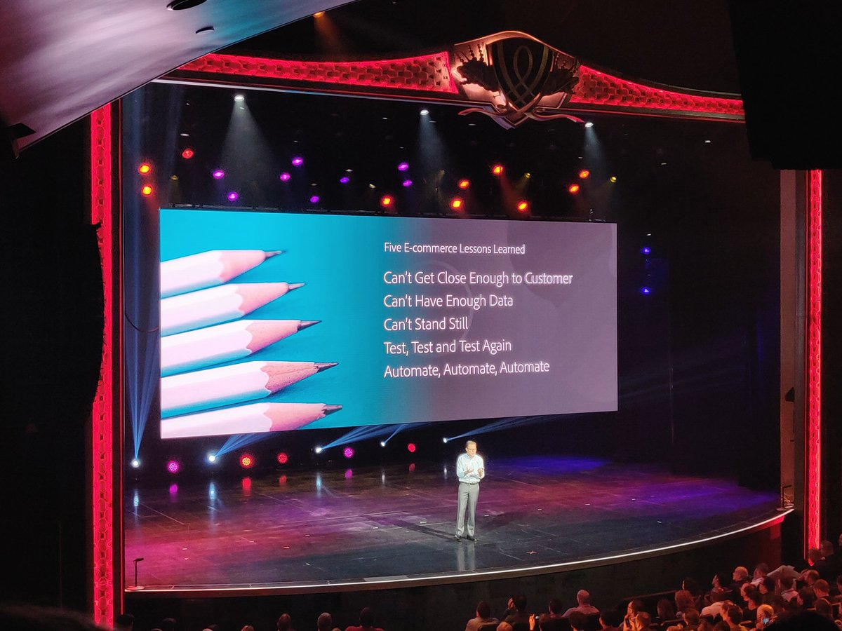 nexcess: Five #eCommerce takeaways from @Adobe`s Rob Giglio at #MagentoImagine. https://t.co/h2rL1zKehE