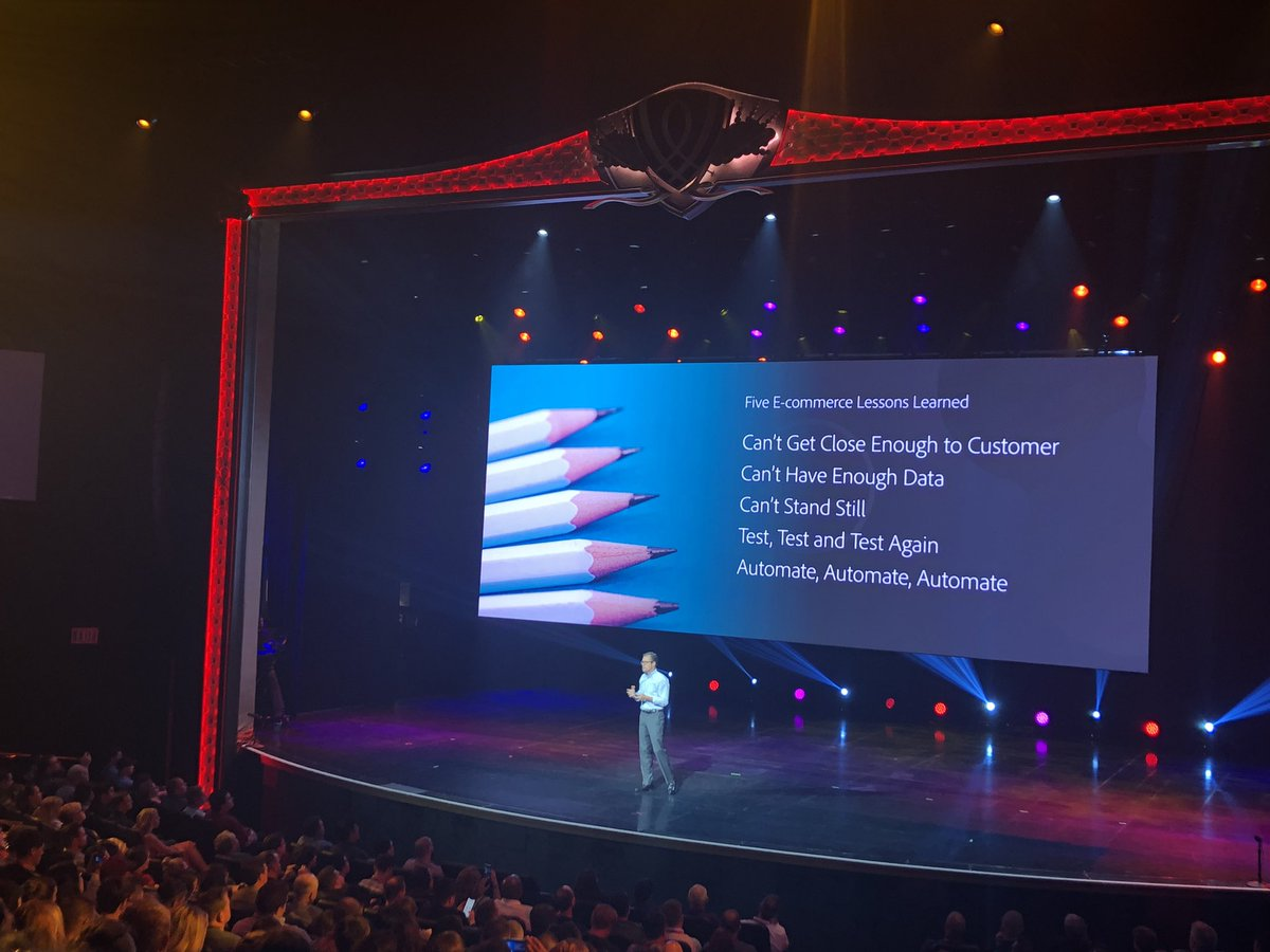 vaimoglobal: Here are 5 eCommerce lessons learned by @Adobe #magentoimagine https://t.co/PyHndYrbKB