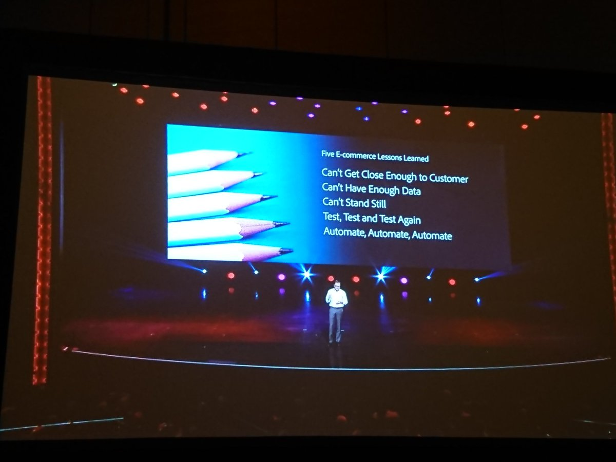 richbaik: 5 key lessons @Adobe learned in transitioning to the cloud and e-commerce. #MagentoImagine @magento https://t.co/jkgr4QY1Hn