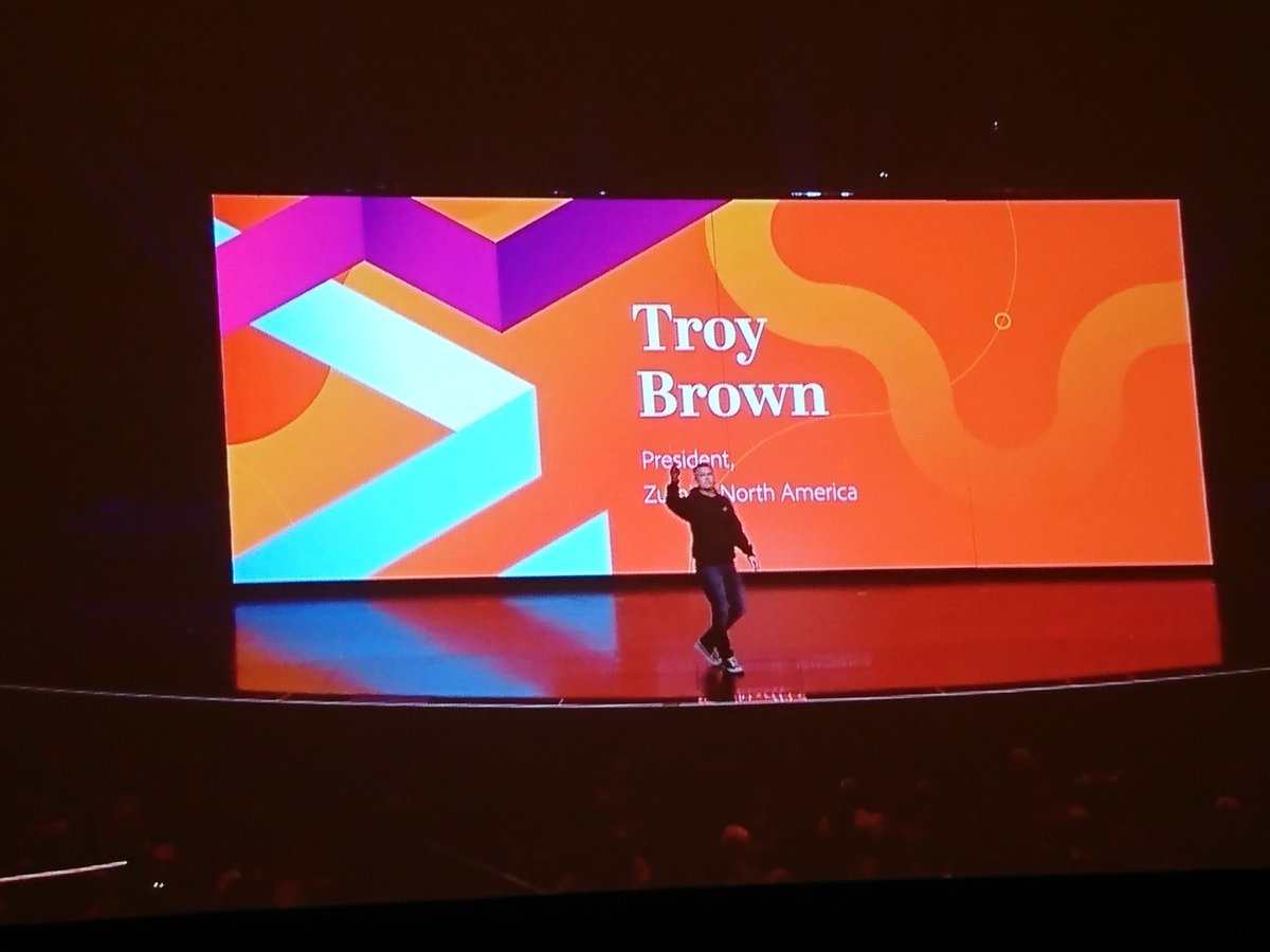 richbaik: Troy Brown from @zumiez on stage talks about expanding the experience. #MagentoImagine https://t.co/UuIF99Wxyd