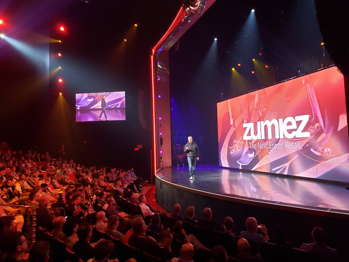 magento: Troy Brown of @zumiez shares 40 years of experience as a culture-driven brand at #MagentoImagine. https://t.co/K96pwCmPh1