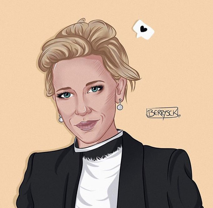 Happy 50th birthday, Cate Blanchett!