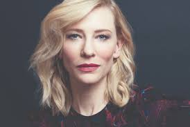 Cate Blanchett and I have the same birthday  Happy Birthday Golden  Mom.