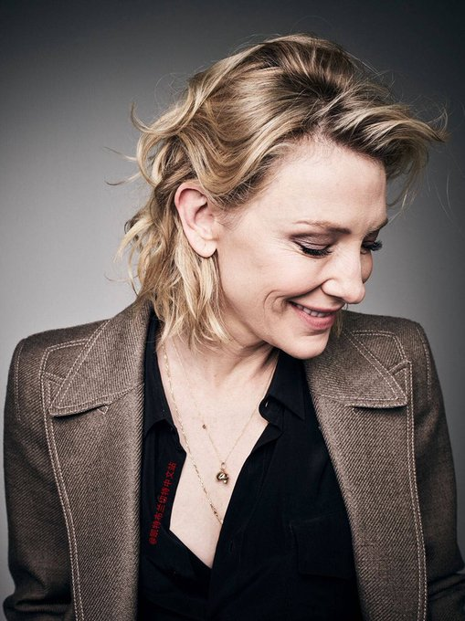 Happy birthday to the love of my life Cate Blanchett!