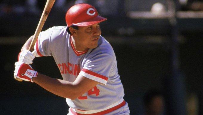 Happy birthday to Hall of Famer Tony Perez