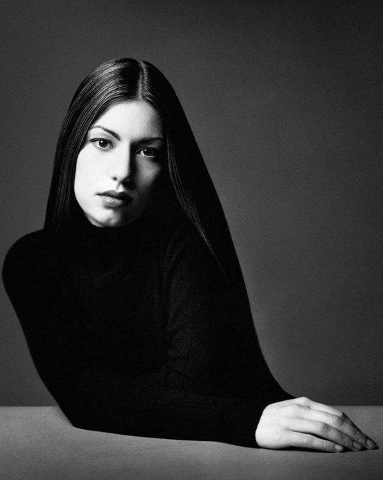 Happy Birthday to Sofia Coppola who turns 48 today! Photo by Marc Hom.