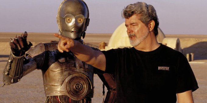 Happy 75th birthday to George Lucas!  To celebrate, tell us who YOUR favorite Star Wars character is!