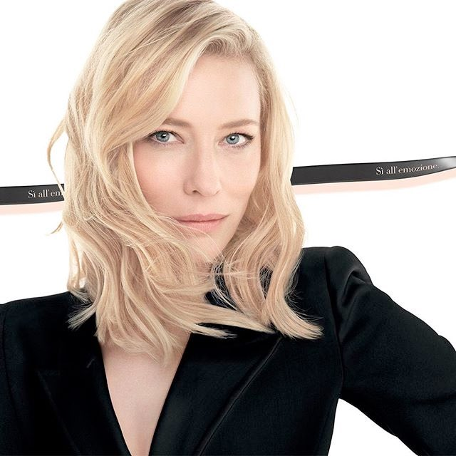 Happy birthday to Cate Blanchett!