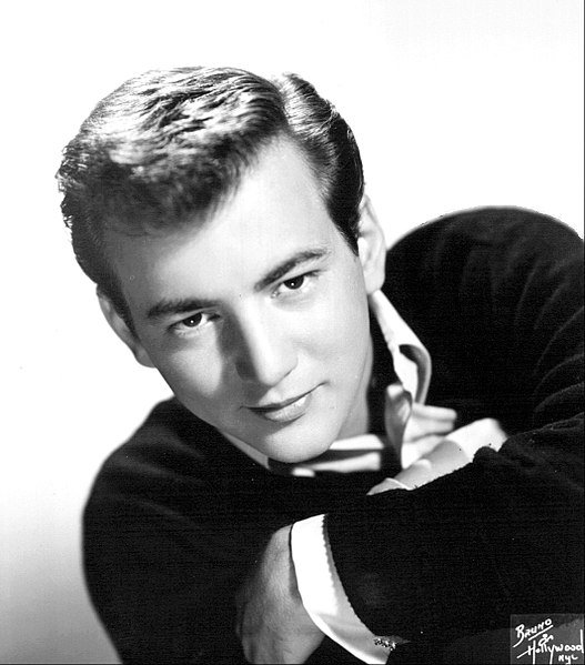Happy Birthday.  Our Featured Artist In The Lounge Tonight Is Bobby Darin