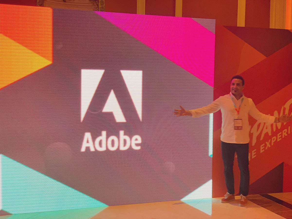 miverma: #ExpandTheExperience #MagentoImagine seems like I could have expanded more 🤓 https://t.co/o0AAbymEjC