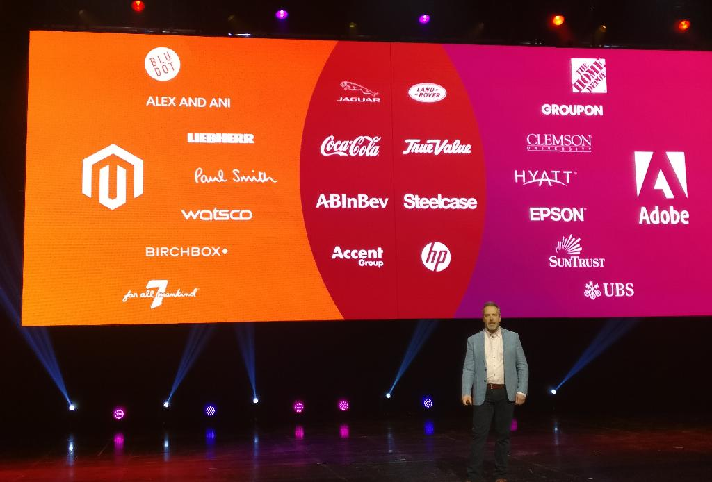 netz98: Glad to see @Liebherr as one of the #Magento top references at #MagentoImagine. https://t.co/Ku4jTzuKUE