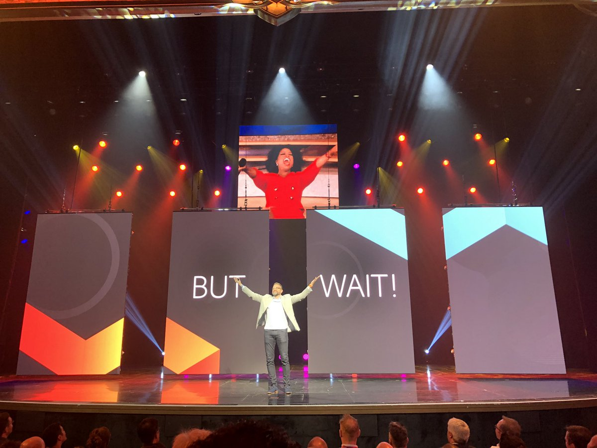 GoldieChan: BUT WAIT THERE'S MORE!!! (Free #MagentoU training!) @skrebsbach_mg #MagentoImagine https://t.co/sGTvWPMAXX