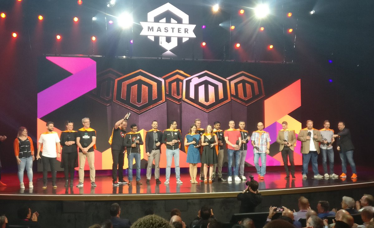 cmuench: Nice line up of #Magento MastersnThanks for contribution.nn#MagentoImagine https://t.co/6A3s6T1tjh