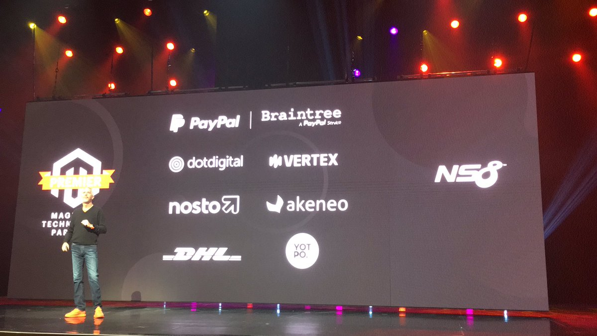 blackbooker: Give a welcome to @ns8inc the newest @magento technology partner!!  #MagentoImagine https://t.co/lqZjXBxqgF