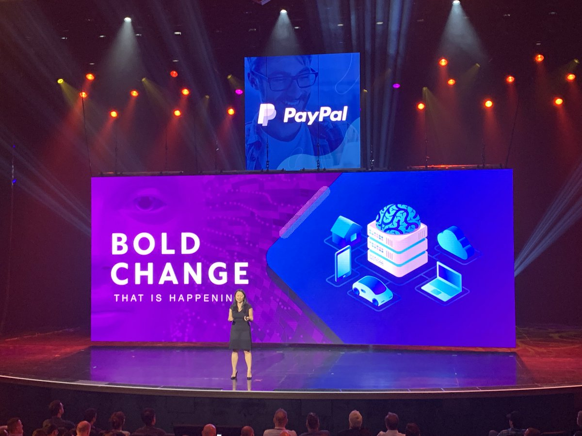 brentwpeterson: The Bold Change @PayPal Commerce disrupted #magentoimagine https://t.co/DJHiXIfsgO