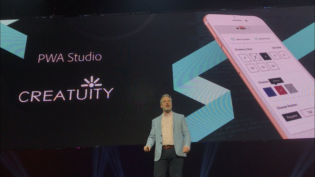 SkellyTweeter: I'm just gonna leave this right here... #MagentoImagine #PWAStudio @Creatuity https://t.co/wOyZMBzP64