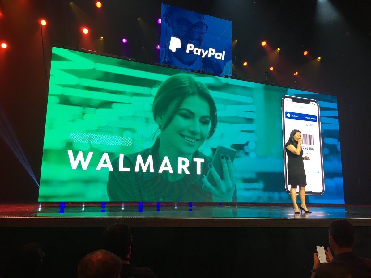 SergiiShymko: Did you know you can cash out from your @PayPal account at @Walmart stores? #MagentoImagine https://t.co/Sm5LzkXdkc