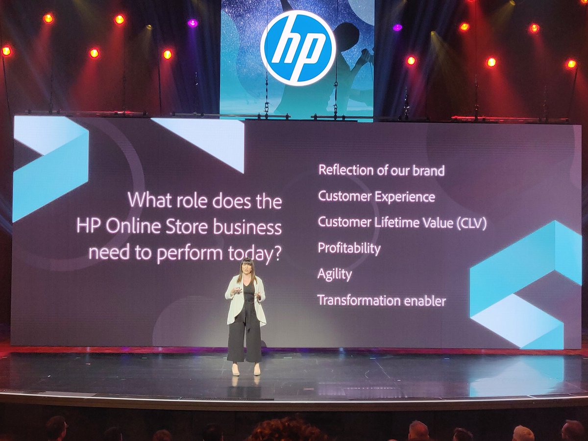 nexcess: The role of the @HP online store. Is the role of your store different? #MagentoImagine https://t.co/4w4c1qkASM