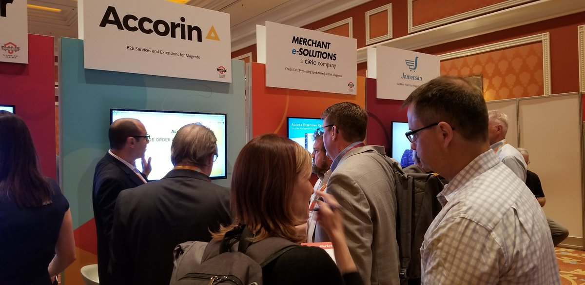 JigneX: Looking for #B2B #OrderApproval module ? Visit us @ booth 623 #MagentoImagine #Imagine2019 https://t.co/jCUYx4jxuh