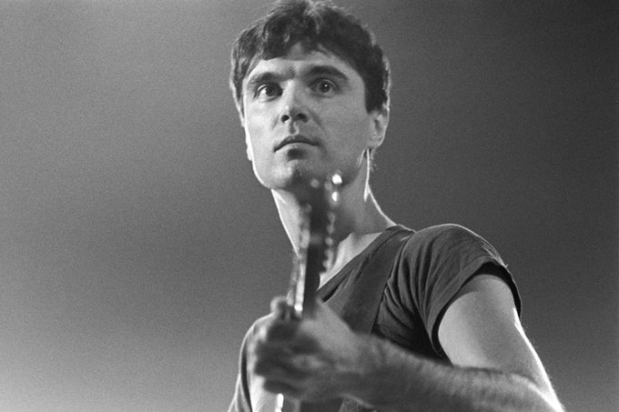 Happy Birthday David Byrne   Talking Heads - Once in a Lifetime