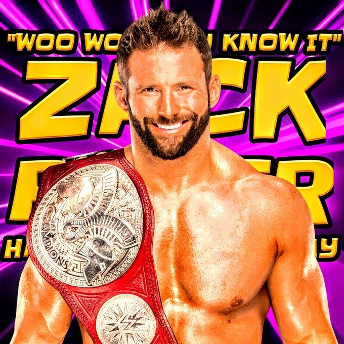 Happy 34th Birthday to WWE Raw Tag Team Champion, Zack Ryder