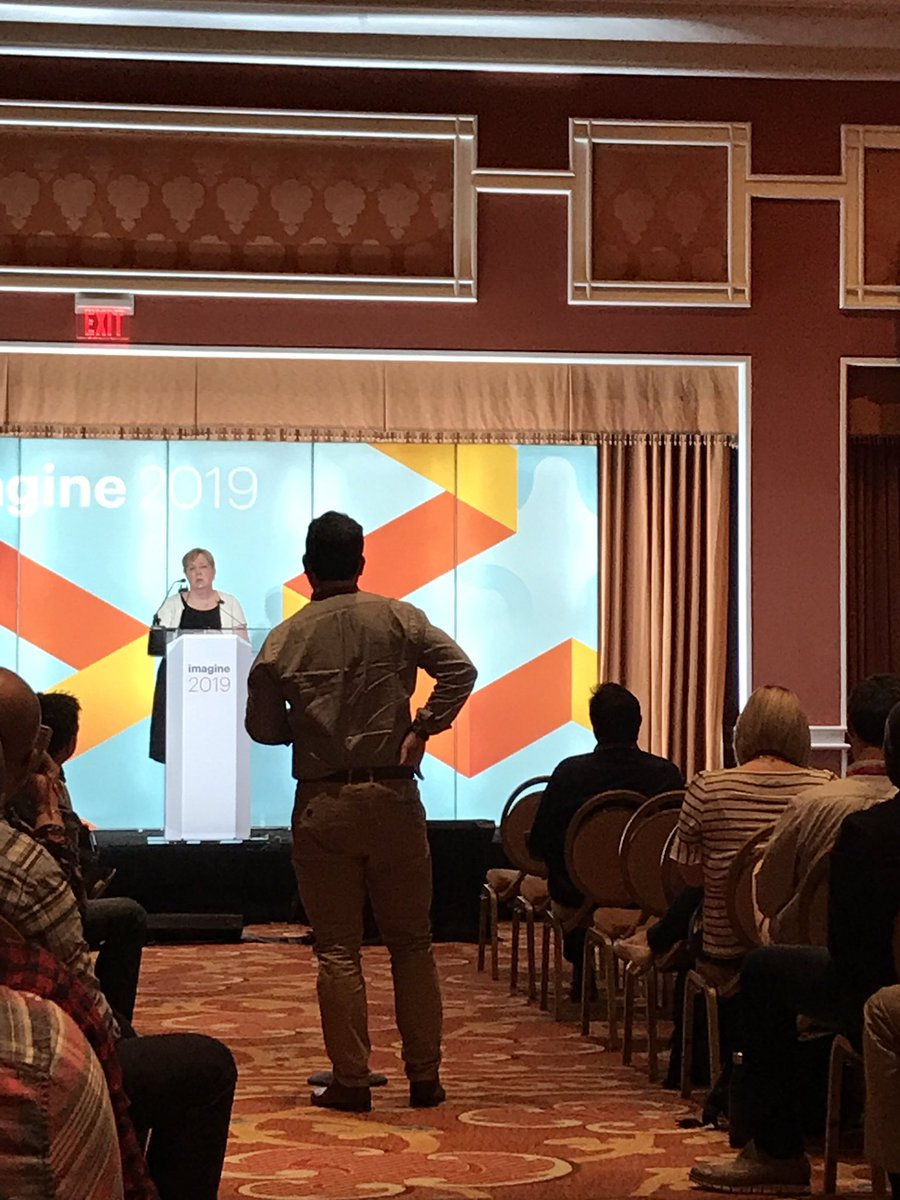 TorysOnTheBeach: Great B2B story by Scrip Companies here at #imagine2019! #magentoimagine https://t.co/qJZeTfoeqa