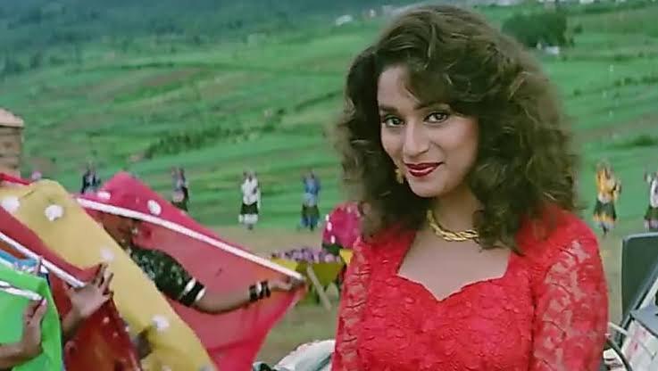 Happy birthday Madhuri Dixit mam