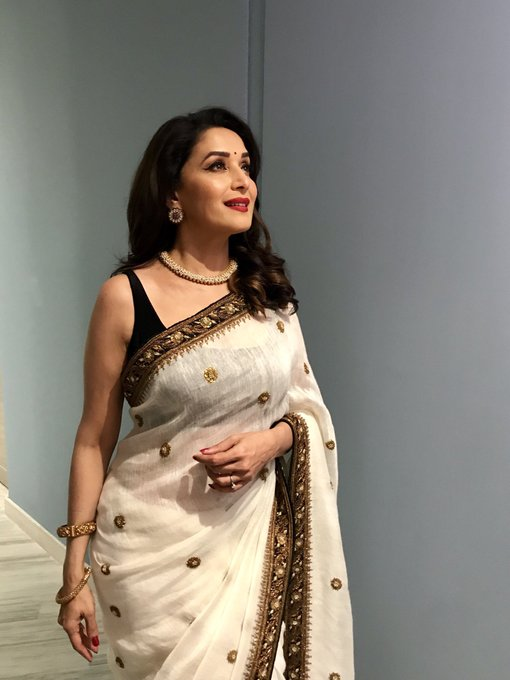 wish you happy birthday MADHURI DIXIT Nene......