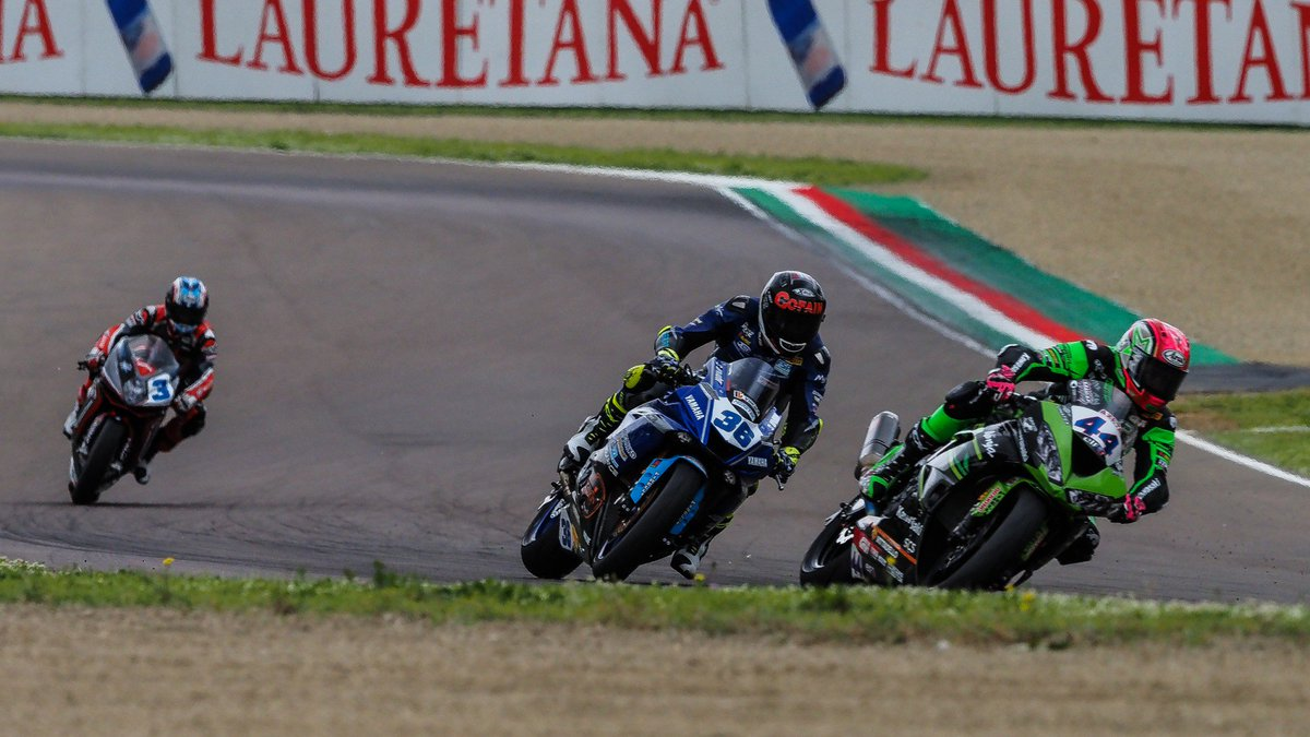 "test Twitter Media - Optimistic @Mahiaslucas vows to be back at the front! 💪  Despite a tricky Imola, the 2017 #WorldSSP champion declares that he ""must continue believing"" for 2019!  #ITAWorldSBK 🇮🇹  📹 VIDEO 