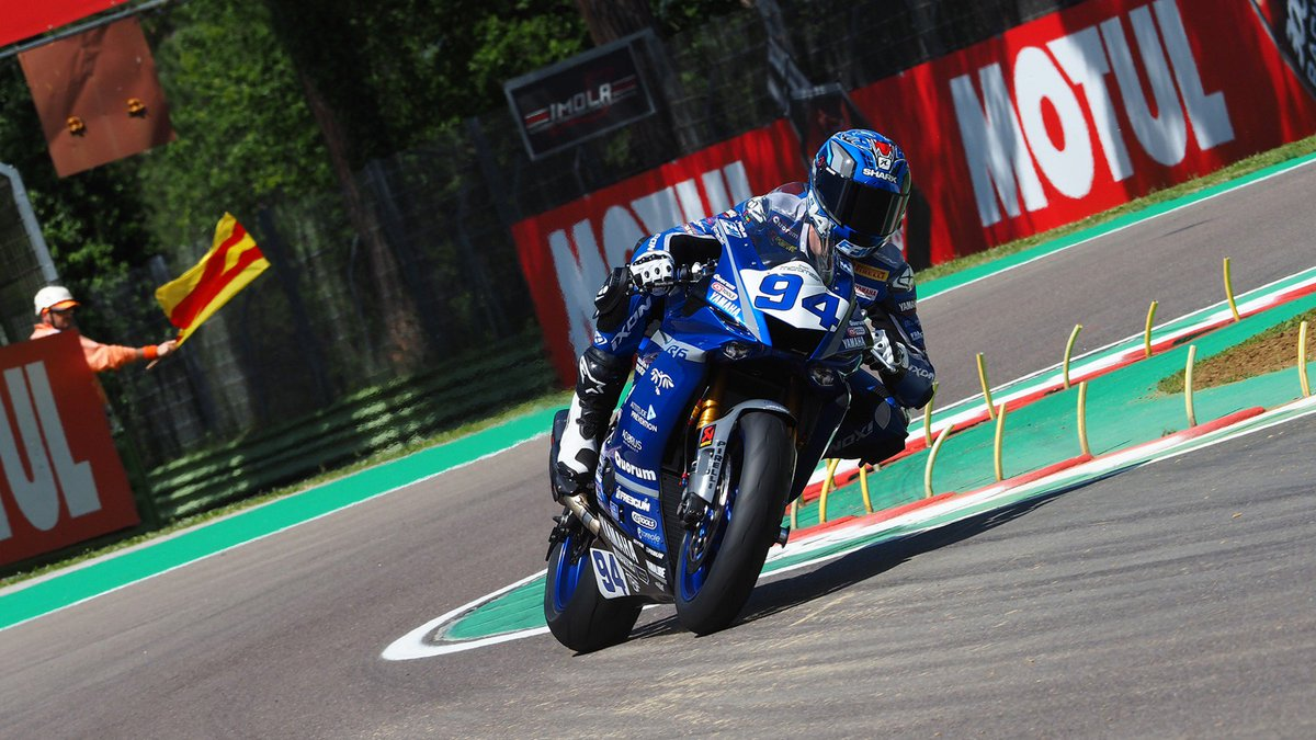 test Twitter Media - Injured Frenchman aiming for quick return! 🇫🇷  After a tricky introduction to Imola, @Perolari_94 seeking a return to action as soon as possible!  #ITAWorldSBK 🇮🇹  📃 | #WorldSSP https://t.co/YKeUIlyGKI https://t.co/eJvQAx2xqK