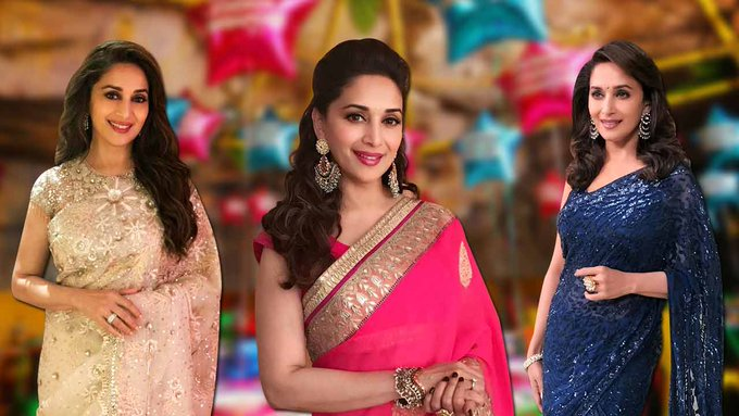 Happy Birthday Madhuri Dixit Nene.