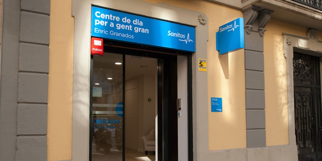 test Twitter Media - 📣¡Buenas noticias!  📍Más de 70 mayores del barrio barcelonés del Ensanche disfrutarán del nuevo centro de día de @sanitas Mayores, con actividades de ocio y de participación social, que tienen un impacto directo en el bienestar de las #PersonasMayores.  #AESTEasociados https://t.co/9udIr5yekg