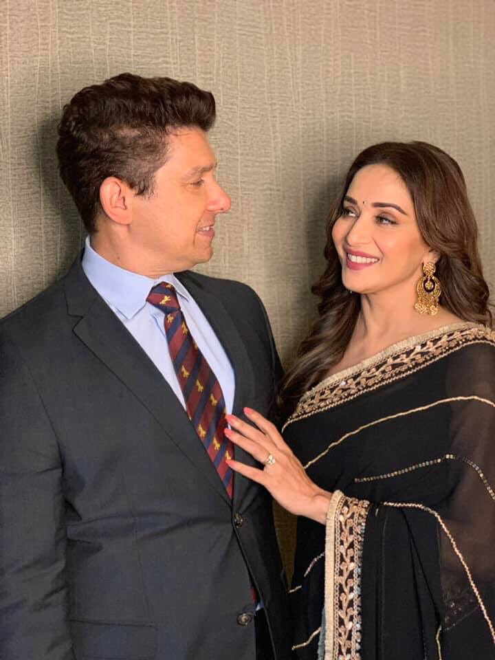 Happy birthday my great actress Madhuri Dixit.