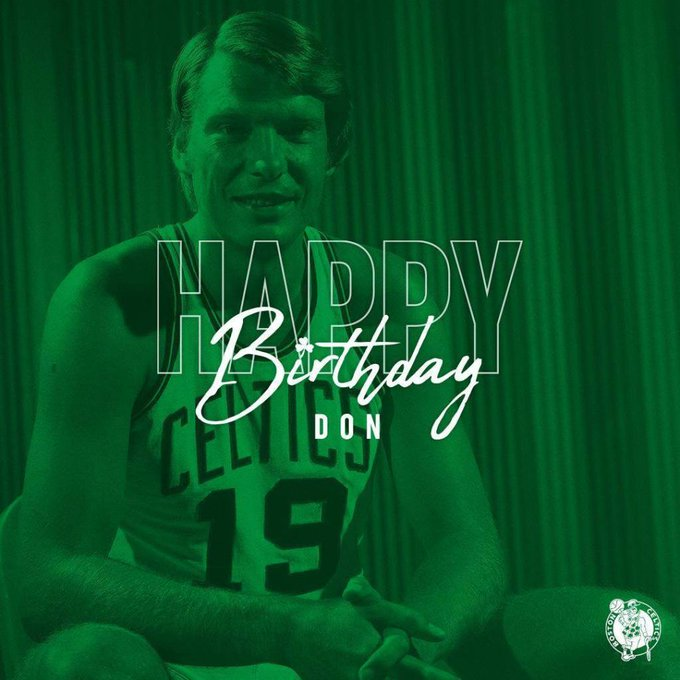 Happy Birthday to 5x NBA Champion Don Nelson