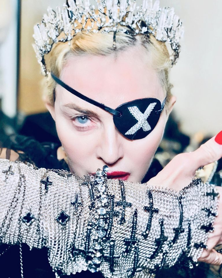Madame ❌ is preparing something special for her fans........... https://t.co/IBwozI4JSo
