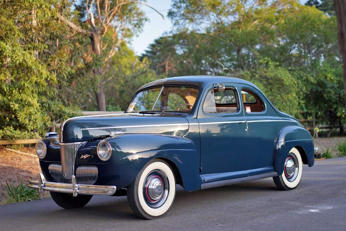 1941 Ford Super Deluxe https://t.co/AabHzf3nO0
