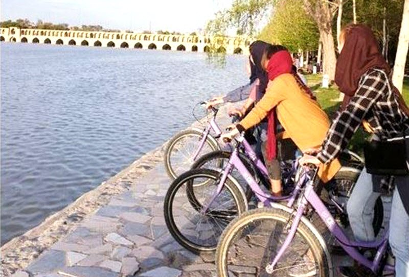 "test Twitter Media - #Iran's Regime Bans Women From Riding Bicycles in #Isfahan The Iranian regime's official news agency IRNA quoted Prosecutor Ali Esfahani as saying: ""As per the attestation of Muslim scholars, and based on the law, cycling by women in public isprohibited."" https://t.co/Wdpiw1peKB https://t.co/Hdhqmc6W8l"