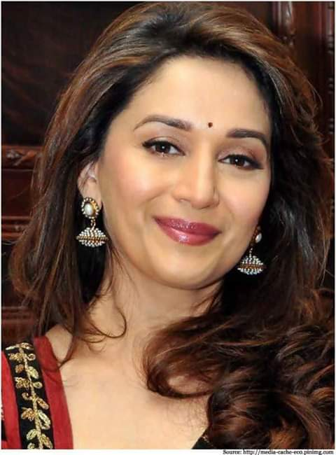 Happy Birthday To Most Beautiful Actress Madhuri Dixit.. May You Live Long.