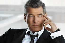 Happy Birthday James Bond.  Pierce Brosnan is 66 today!