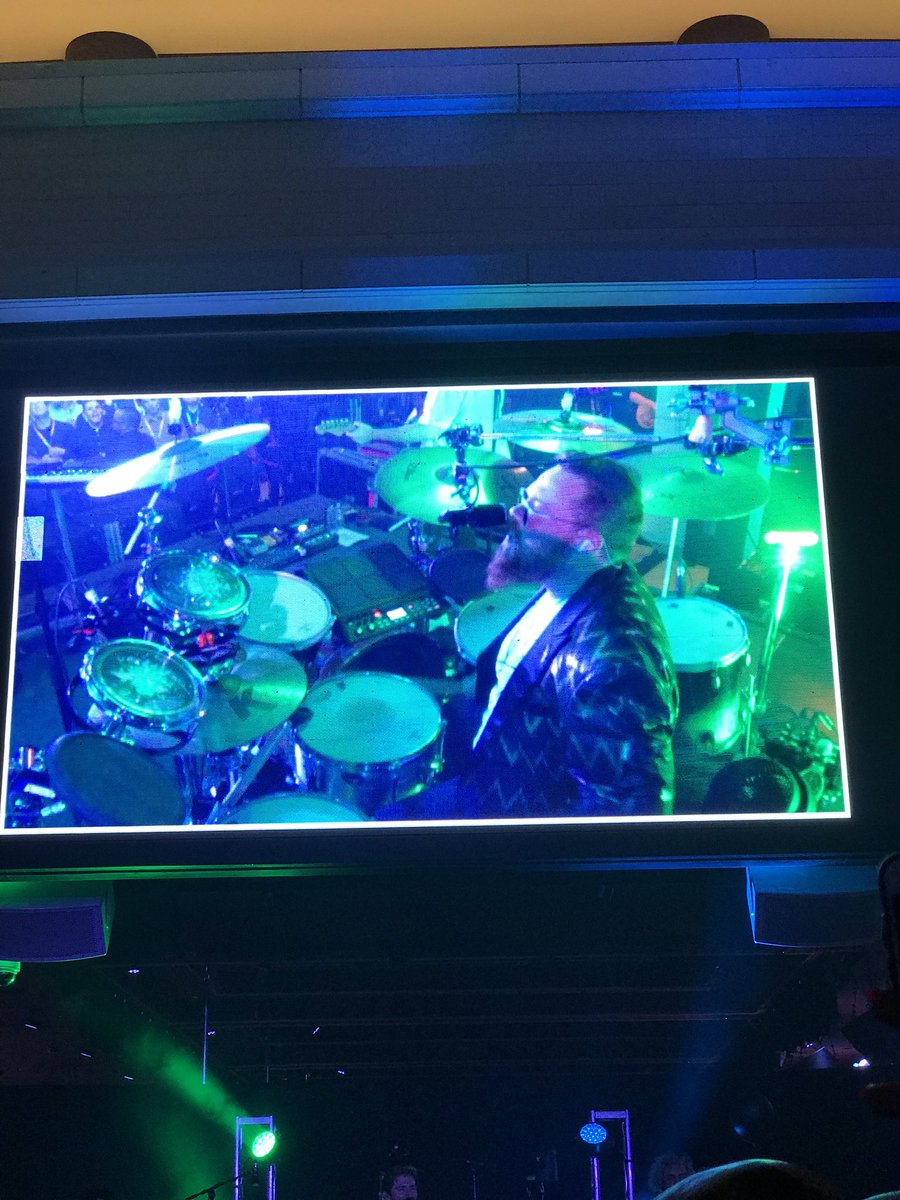 _Talesh: I just want to say @ecommerceaholic killed it on those drums last night. #MagentoImagine https://t.co/8ymU8sOryQ