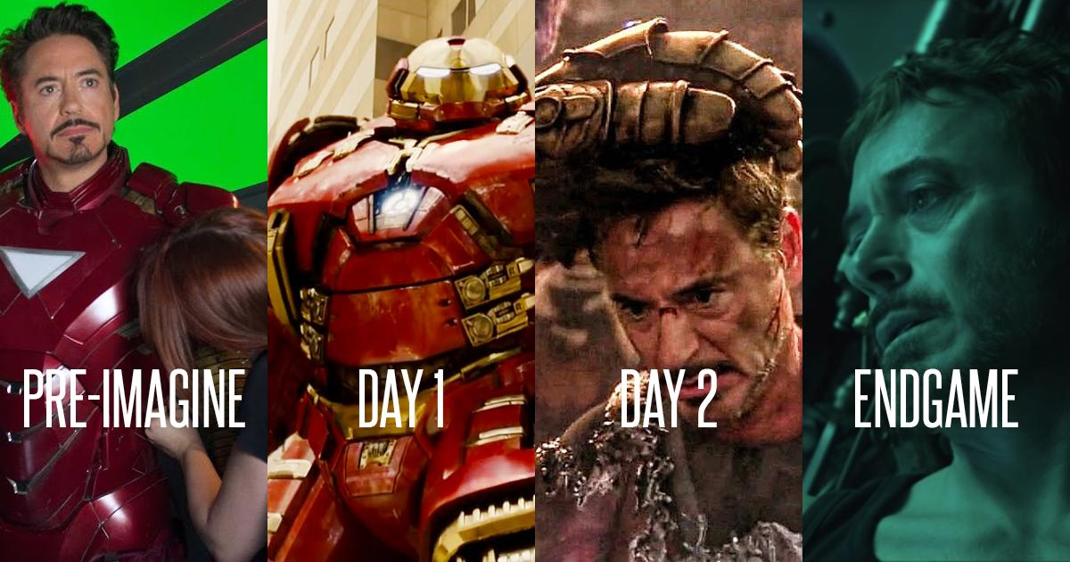 HumanElementA2: The 4 days of #MagentoImagine as told by #ironman.nStay strong, friends. https://t.co/oClCzdvUVB