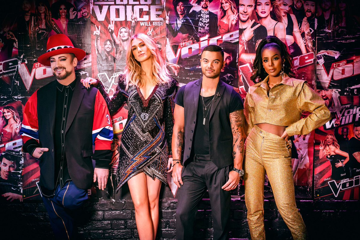 Alright Australia – THIS IS IT! We're back on your screens this Sunday. #TheVoiceAU https://t.co/Z1e6FJHmMj