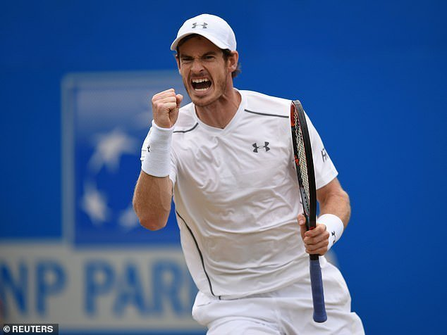 Happy birthday to Andy Murray, who is 32 today. COYS