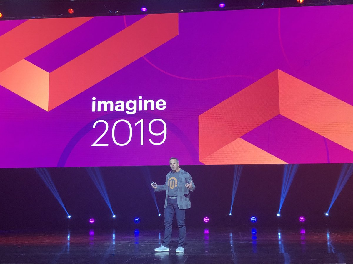 """sherrierohde: """"This community puts the legendary in that party."""" @gspecter #MagentoImagine https://t.co/oGbqU3p7O5"""