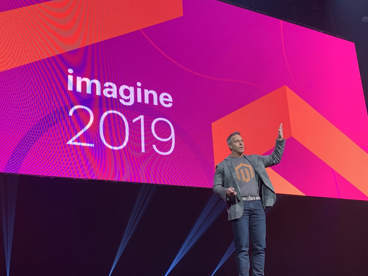 DCKAP: @gspecter #MagentoImagine. 'We will absolutely keep this gathering together' https://t.co/nQUPMVHk0s