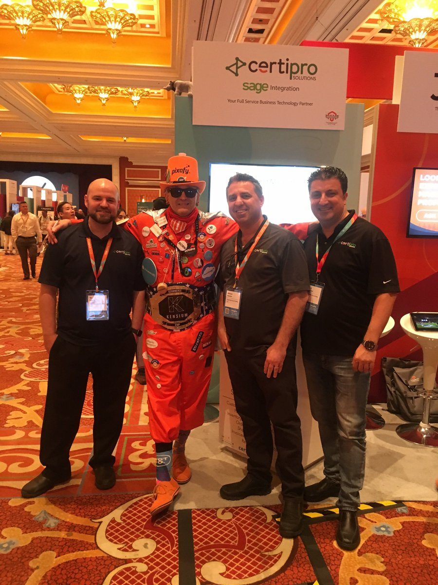 CertiProS: Still having a blast here at #MagentoImagine nice meeting, seeing, and speaking with all of you! https://t.co/XYjue8Z7Na