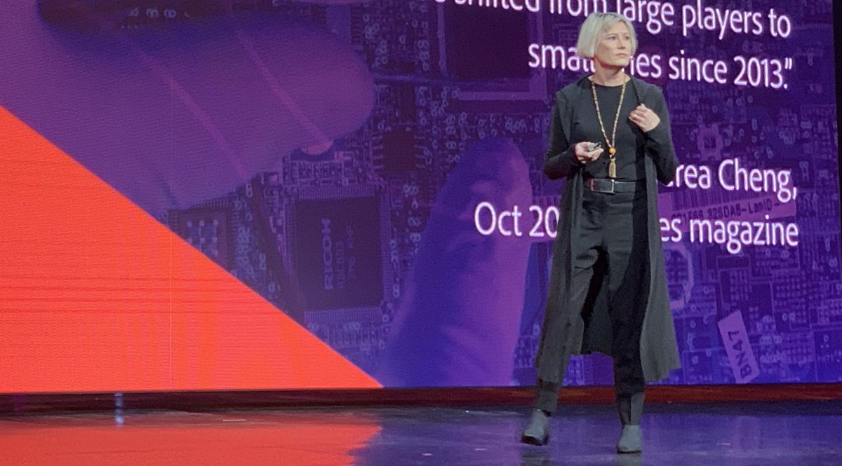 miverma: small is new BIG ! Finally someone said it. #MagentoImagine https://t.co/z4gG6Qr2DL