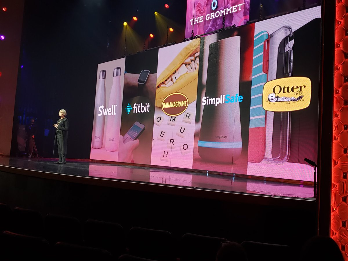 magento: .@TheGrommet has helped launch over 3,000 innovative consumer products. @julespieri at  #MagentoImagine https://t.co/lnDL6r8zv1